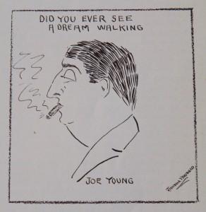 Joe Young Cartoon