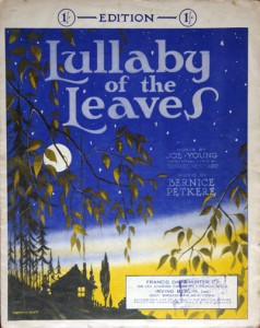 Lullaby of the Leaves 2
